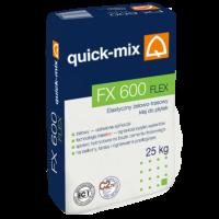 FX 600 Flex - эластичный клеевой раствор
