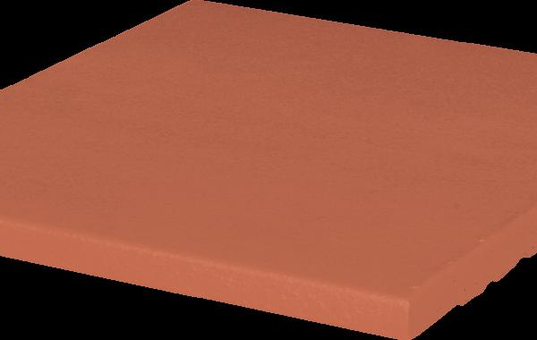 (01)Клинкерная плитка напольная красная