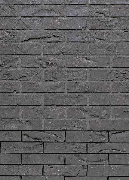 Кирпич Vandersanden 403 Briljant Zwart Impression