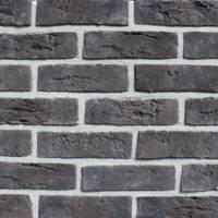 цементная декоративная плитка под кирпич Бельгийский 04