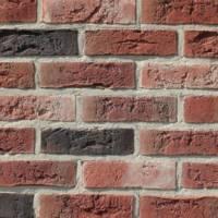 цементная декоративная плитка под кирпич Бельгийский 07