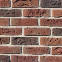 цементная декоративная плитка под кирпич Бельгийский 08