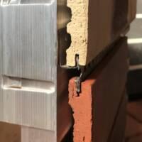 Вентилируемые фасады для клинкера